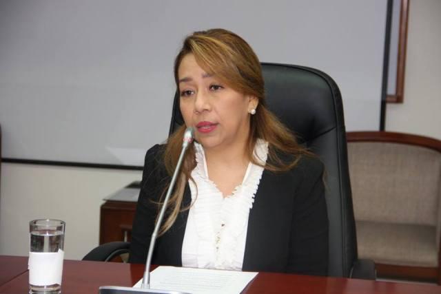 06 Licda Sandra Luz Chicas Magistrada Suplente