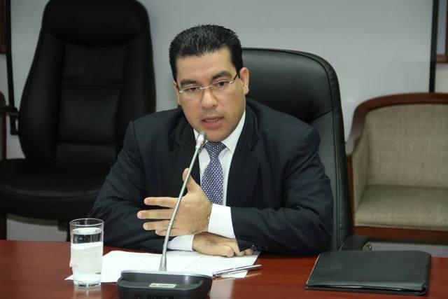 07 Lic Raul Melara Moran Magistrado Suplente