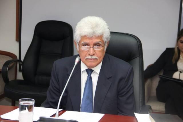 09 Lic Ramon Narciso Granados Magistrado Suplente