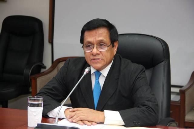 11 Lic Oscar Mauricio Vega  Magistrado Suplente
