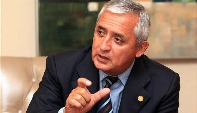 13 Otto Perez Molina