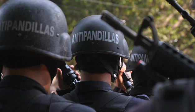 ANTIPANDILLAS