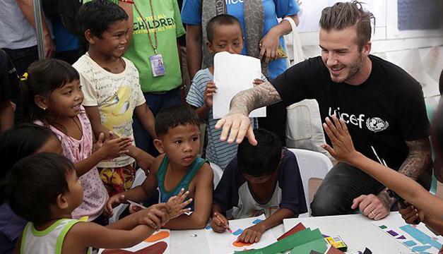 Beckham-Unicef