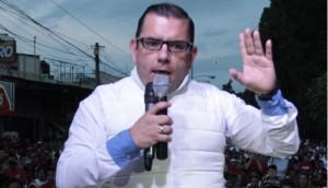 Candidato-Guatemala