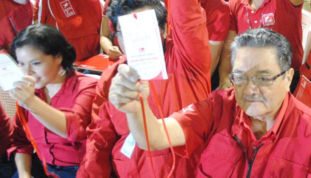 Convencion-FMLN