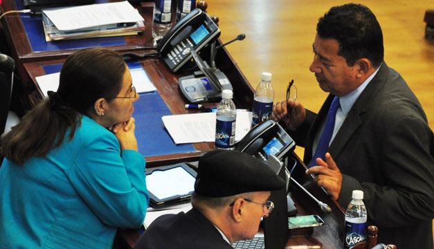 Diputados-FMLN
