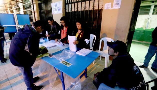 Elecione-Guatemala