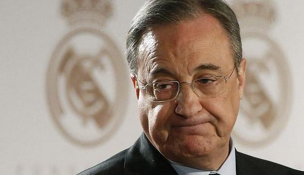 Florentino Pérez-EFE