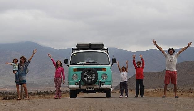 Francisca-camioneta