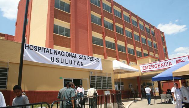 Hospital-San-Pedro-Usulutan