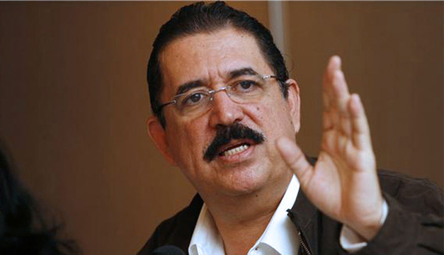 Expresidente de Honduras, Manuel Zelaya. Archivo/DEM