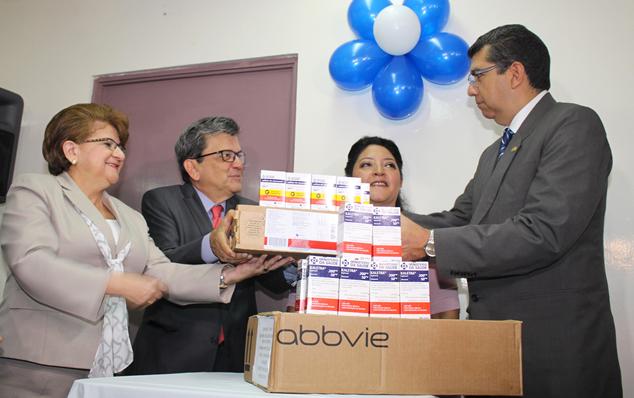 Minsal-donativo-antiretrovirales