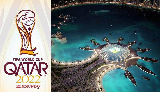 FOTO: Prototipo de uno de los estadios del Mundial Qatar 2022 / Diario El Mundo