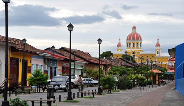 FOTO:  Granada en Nicaragua / Diario El Mundo