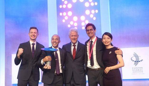 Premio-Clinton