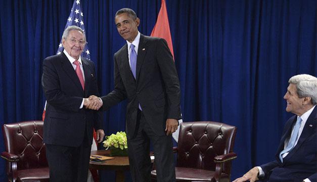 Raul-Castro-Barack-Obama-John Kerry