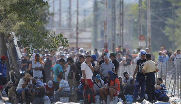 Refugiados Europa-EFE