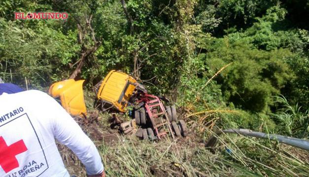FOTO: Crédito Cruz Roja Salvadoreña