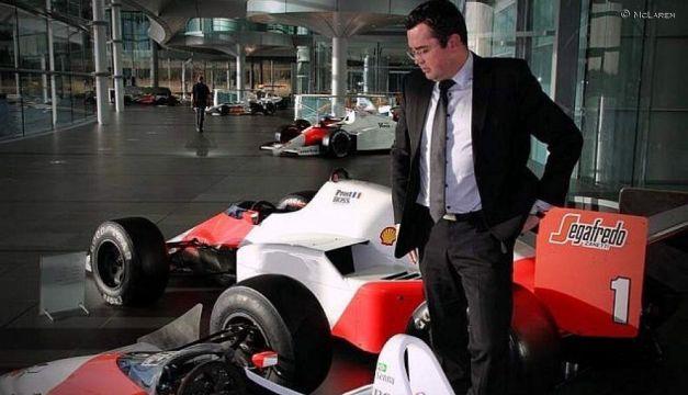 FOTO: McLaren / Diario El Mundo