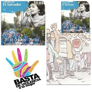 Cortesía: Correos de El Salvador.