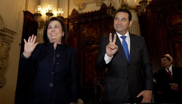 Candidatos-Guatemala