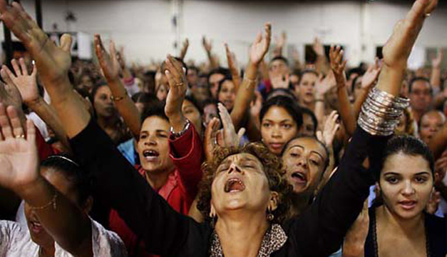 Culto evangelico