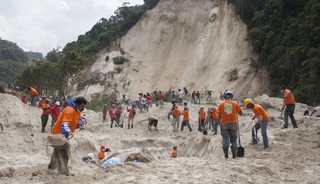 Deslave-Guatemala