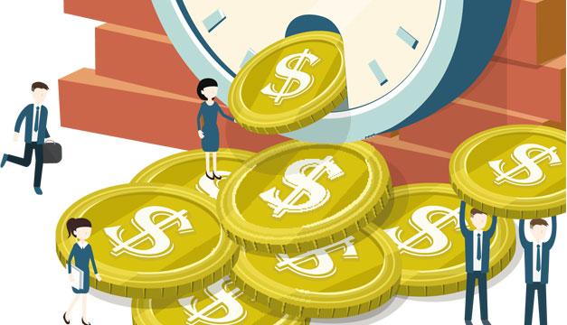 Dinero-reloj