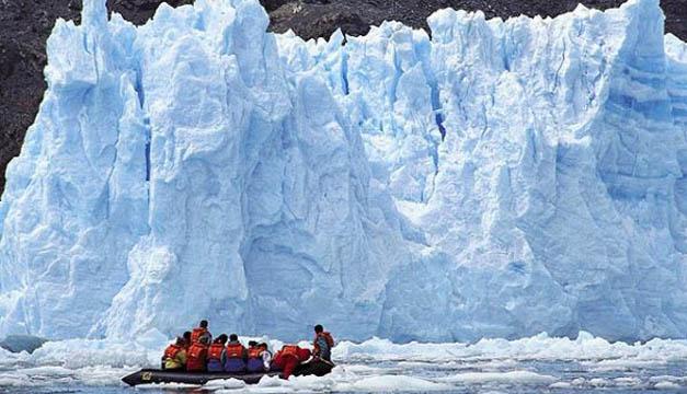 Glaciares chilenos