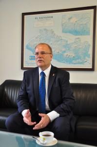 Heinrich-Haupt-embajador-Alemania