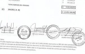 Informe-FMLN