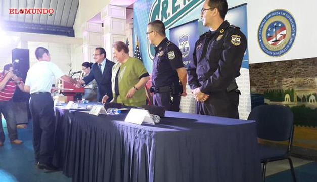 FOTO: Cortesía Embajada de Estados Unidos en El Salvador / Diario El Mundo