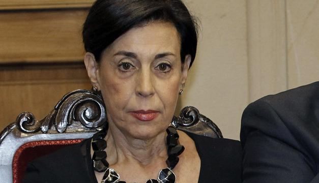 Antonieta Mendoza, madre de Leopoldo López. Foto/EFE