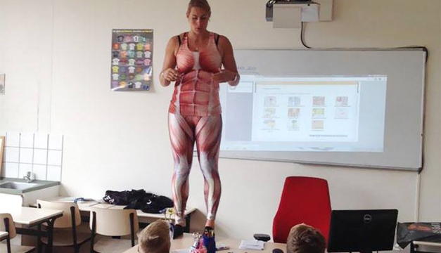 Maestra anatomia