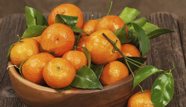 Mandarina-Fruta