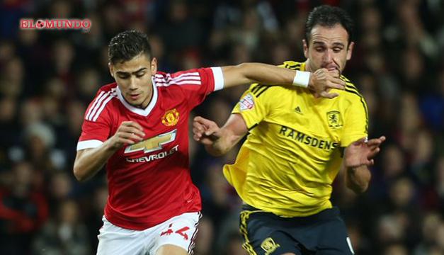 FOTO: Extraída de la cuenta de Manchester United / Diario El Mundo