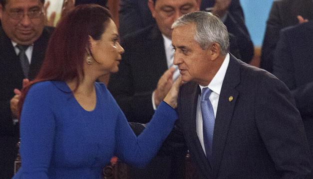 Otto-Perez-Molina-Roxana-Baldetti