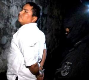 Pastor-detenido