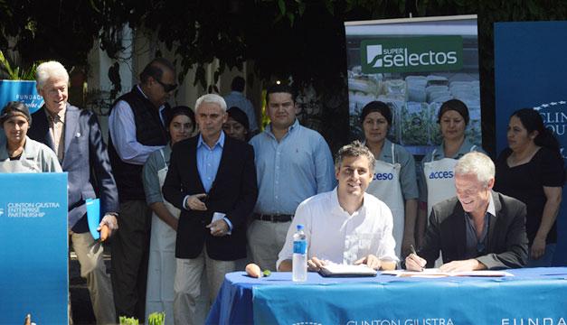 Alianza-Carlos-Calleja-Bill-Clinton
