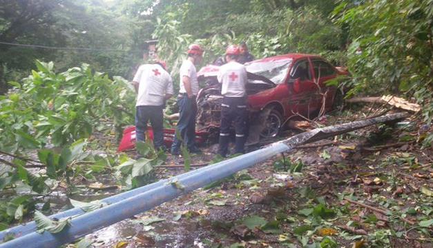 Cortesía: Cruz Roja Salvadoreña.