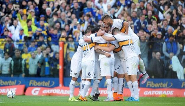 FOTO: Extraída de la cuenta oficial de Boca Juniors en Twitter.
