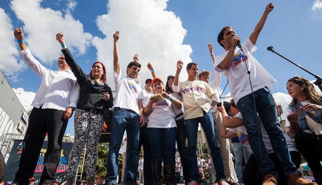 Candidatos-opositores-venezuela