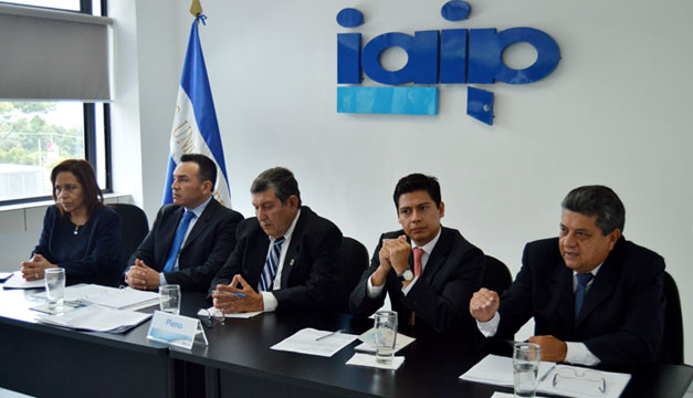 Comisionados-IAIP