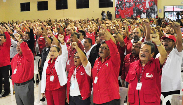 Congreso-FMLN