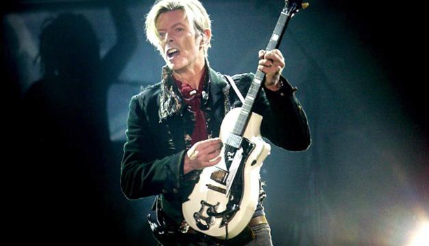 David Bowie. EFE