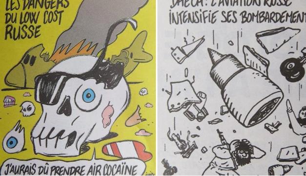 Foto: Charlie Hebdo