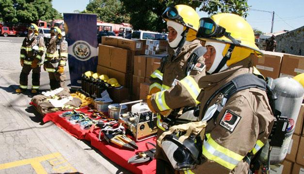 Donativo-bomberos