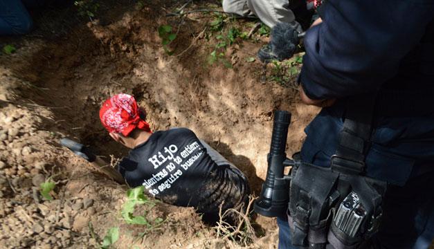 Fosas-Ayotzinapa