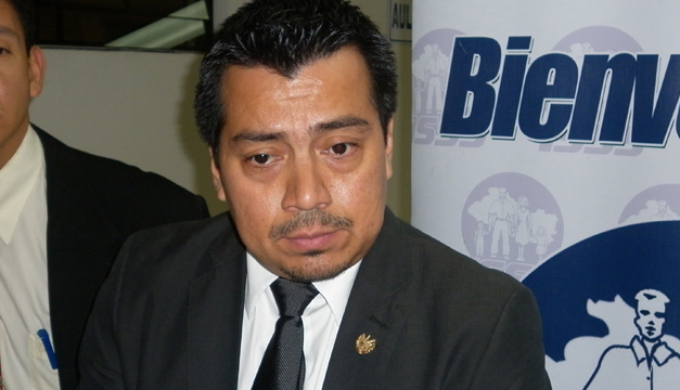 Exdirector del ISSS, Leonel Flores. Foto/DEM