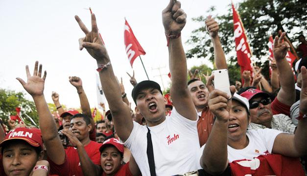 Jovenes-FMLN